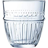 Luminarc LOUISON Vaso 0.3 litros, Vidrio Templado