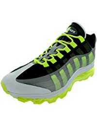 cheap for discount 68f3a 89d1a NIKE Air Max 95+ BB-511307-010-Homme-BLACK-VOLT