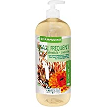 cosmo naturel shampooing usages frquents bio miel avoine 1 litre - Shampoing Colorant Bio