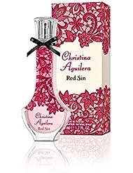 Christina Aguilera Red Sin Eau de Parfum en flacon Vaporisateur 50ml