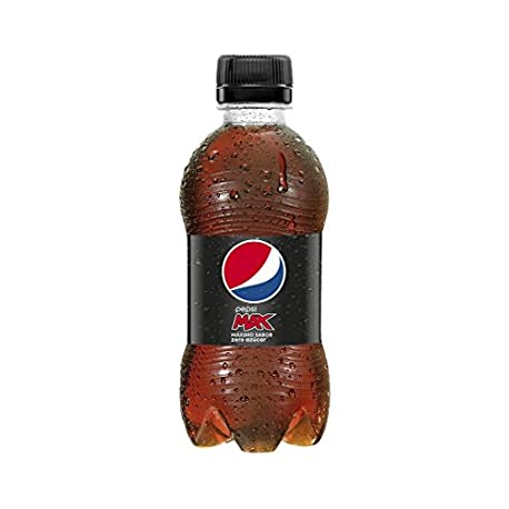 Pepsi Max Refresco de Cola con Zero Az car 33 cl