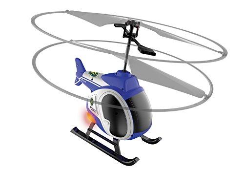 Ouaps - 54059 - Hélicoptère pour enfants - Mon Premier Hélico Police