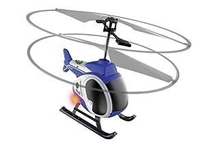 Ouaps-54059-Helicóptero para niños-Mon Premier Hélico Policía