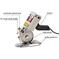 gr-tech strumento® 200W industriale elettrico Forbici, 90mm tessuto elettrico Cutter, Tailor utensili da taglio 220V o 110V