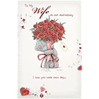 Amazon carte blanche greeting card shop stationery carte blanche anniversary card i love you more each day m4hsunfo