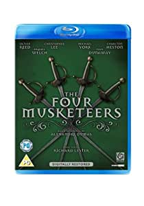 The Four Musketeers (Digitally Restored) [Blu-ray]