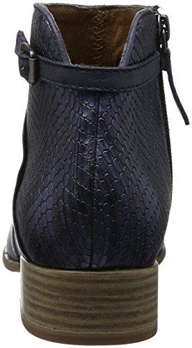 Tamaris 25099, Bottes Classiques Femme Bleu (Navy Comb 890)