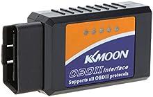 KKmoon Escaner herramienta de diagnostico Coche