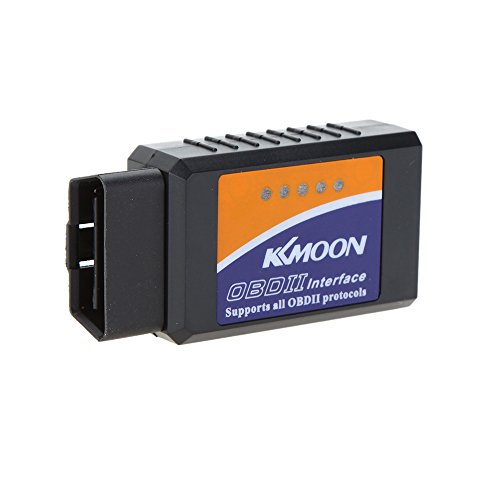 KKMOON OBDII V2.1 CAN-BUS Bluetooth Interfaccia Scanner Diagnostico