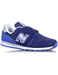 New Balance Ka373 Bry bleu, baskets mode enfant