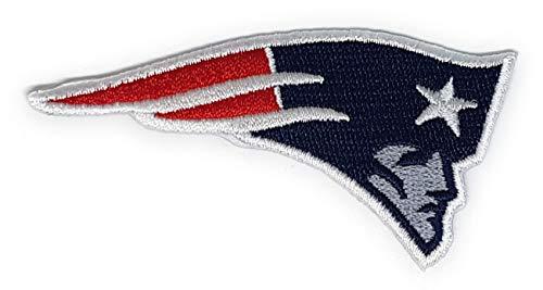 7b1cba34f NFL New England Patriots Team Emblem Logo Super Bowl LII American Football  Patch.Football Américain