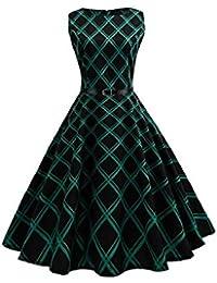 código promocional f77e9 d96ec Amazon.es: vestido años 60 - M / Mujer: Ropa