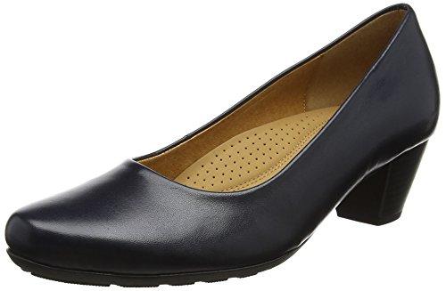Gabor Comfort Fashion, Zapatos De Mujer Con Tacón Azul (26 Ocean)