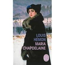 Maria Chapdelaine : Récits du Canada français
