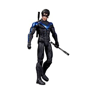 DC Collectibles Batman Arkham City Series 4: Nightwing Action Figur