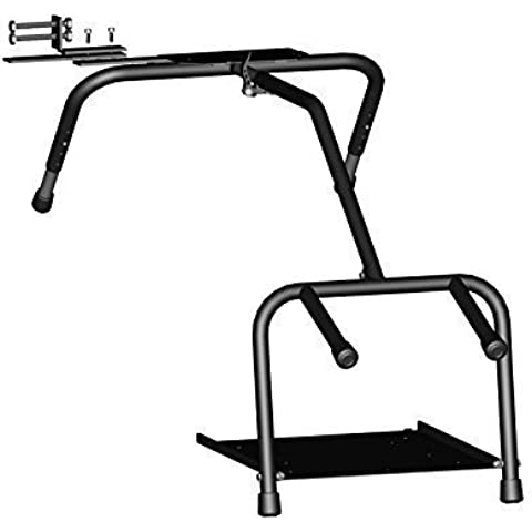 XL20D Xlerator Regular sim racing stand for Thrustmaster TX, T300, Logitech G29, G920 by Xlerator Wheel Stands