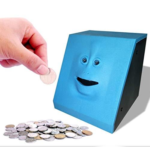 FJTHY Hucha Inteligente Que Cuenta Dinero Y Cuentas