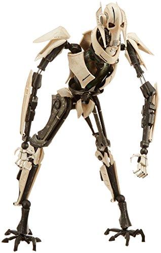 Star Wars 1/6 figura escala escoria y Virani de Star Wars General Grievous