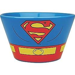 Cuenco Superman - Disfraz Clasico