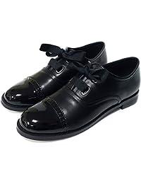 Mocasines Para Mujeres Zapatos De Trabajo Para La Escuela Mocasines De Oficina Zapatos Individuales Casuales Zapatos