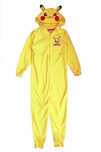 Pikachu-Pijama-de-una-pieza-relaxed-para-nio