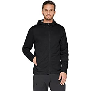 Under Armour Herren Oberteil Tech Terry Fz Hoodie