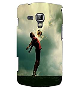 PrintDhaba Sport D-1979 Back Case Cover for SAMSUNG GALAXY S DUOS 2 S7582 (Multi-Coloured)