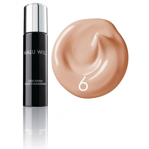 Malu Wilz Dekorative: Satin Finish Foundation liquide (30 ml): Malu Wilz Dekorative: Farbe: 06