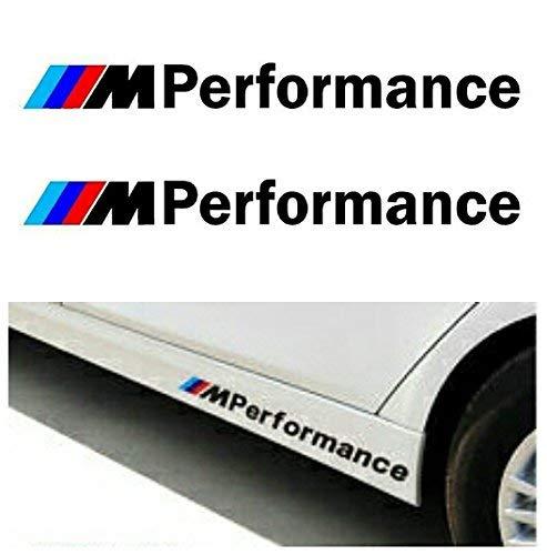 2 Pegatinas 15 cm M Performance adhesivo BMW M Sport