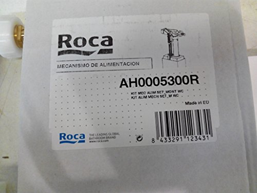 Roca ah0005300r Ersatz Kit Mechanismus Alim Set _ Mont WC Badezimmer-Colleción - Porzellan - Mechanismen