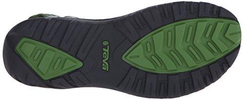 TevaHurricane XLT M's - Sandali da Atletica Uomo Verde (Grün (Mosaic Green 896))
