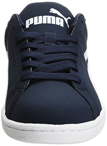 Smash Chaussures De Puma Peacoat Adulte Tennis Nubuck Mixte 01 Bleu vYgI67ybf