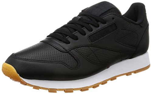 Reebok Homme Chaussures / Baskets Classic Leather PG Noir