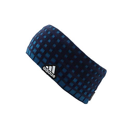 adidas Olympic Headband Stirnband dunkelblau OSFL