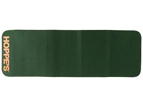 HOPPE 'S Mat2–Kofferraummatte für Reinigung von Waffen, grün