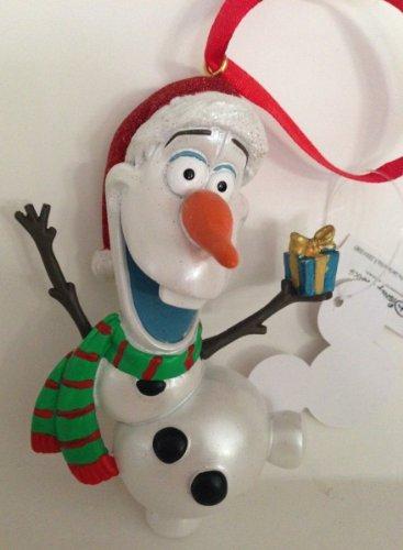Disney Parks Olaf Schneemann Frozen Christmas Holiday Ornament New (Ornament Frozen Disney Christmas)