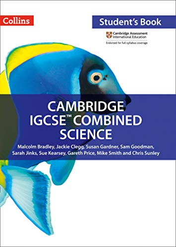 Cambridge IGCSETM Combined Science Student's Book (Collins Cambridge IGCSETM) (Collins Cambridge IGCSE (TM))