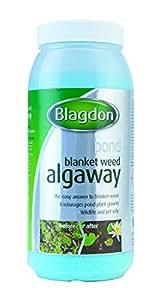 Blagdon 2759 Algaway Traitement de Bassin Grand