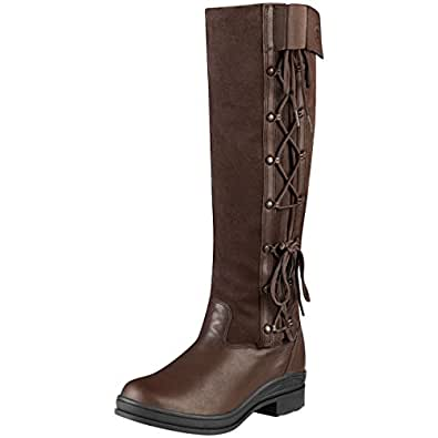 Ariat Grasmere Boots Chocolate UK 4 1/2 Wide