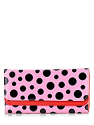 Daphne Womens Womens Wallet (PINK) (XW15-0006PK)