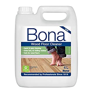 Bona Parquet Hardwood Floor Cleaning Liquid Refill 4L Code; WM740119012