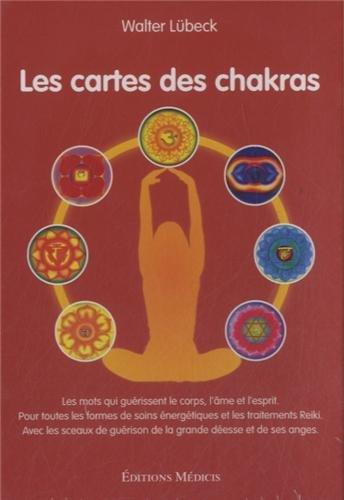 Les cartes des chakras