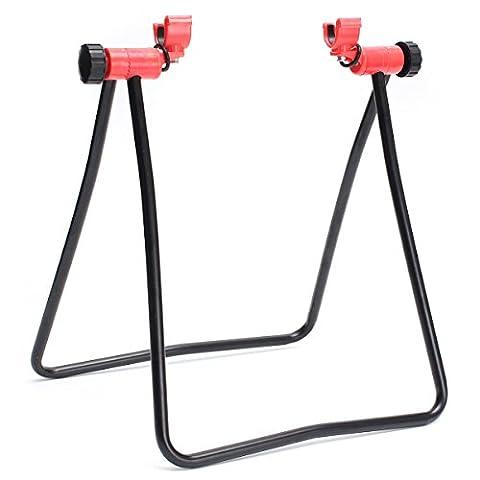 Inovey Fahrrad Fahrradständer Parkplatz Kickstand Foldind Radstand Ständer Rack Verstellbar - # 002