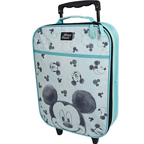 Vadobag Disney Mickey Mouse Koffer Trolley Kinderkoffer Trolly Handgepäck Kindertrolley