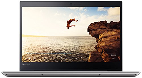 Lenovo IdeaPad Thin and Light 320S-14IKB 80X400CLIN 14-inch Laptop (7th Gen Core i3-7100U/4GB/1TB/Windows 10/Integrated Graphics), Mineral Grey