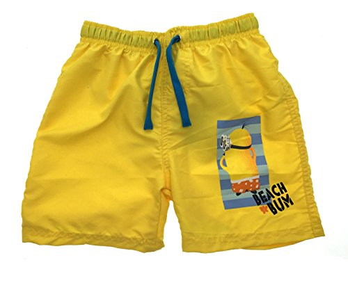 a67a84723c Despicable Me Minions Boys Swim Shorts With Magic Print Swimming Trunks  Size UK 3-8 Years - Buy Online in UAE.   Misc. Products in the UAE - See  Prices, ...