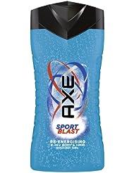 Axe Lot de 6 flacons de gel douche Sport Blast 250 ml