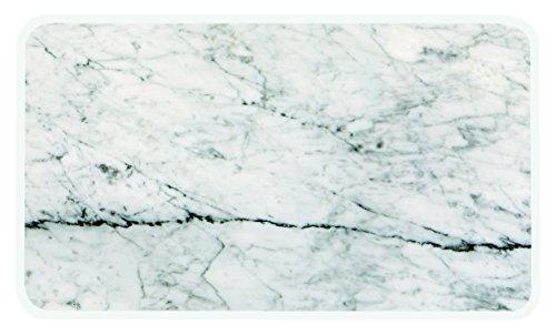 zak-designs-1303-130-planche-de-service-plastique-marbre-blanc-235-x-16-cm