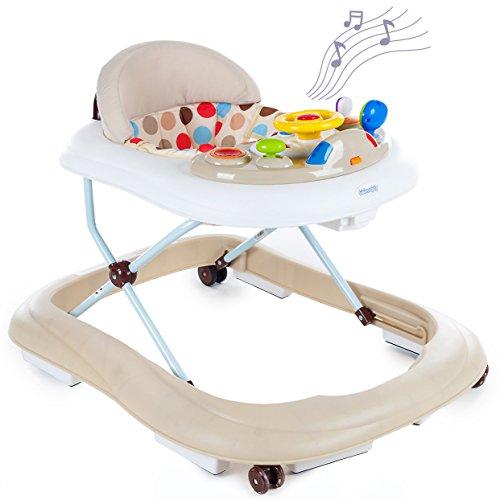 Lauflernhilfe Gehfrei Gehhilfe Laufhilfe Baby Walker Babyschaukel Babywippe NEU KP1005 Gehhilfe Baby Walker NEU (KP1005LAT)
