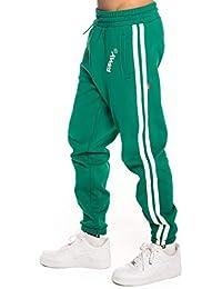 Grimey PANTALÓN Smooth Ecstasy Sweatpant FW18 Green